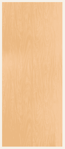 Albany Maple prefinished hardboard door supplier