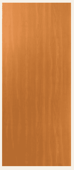 Coastal Hemlock prefinished hardboard door