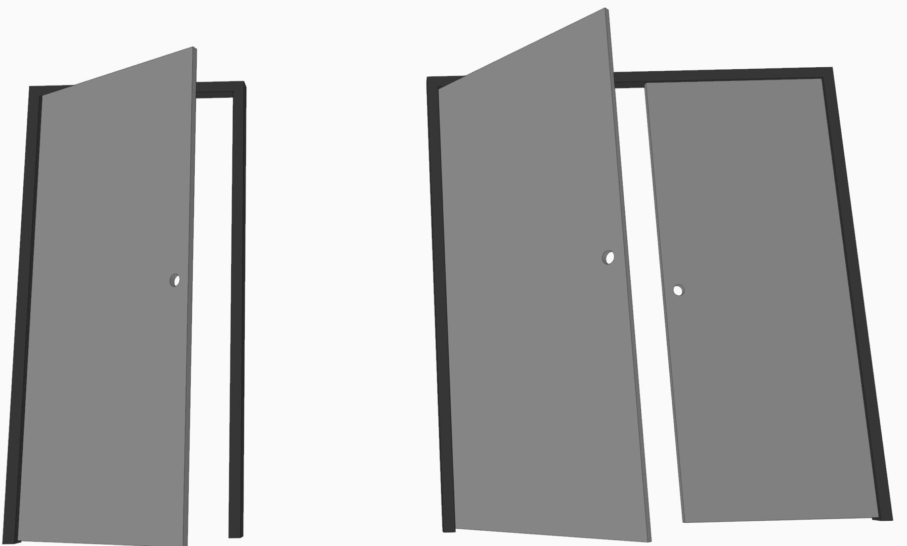 Metal door supplier in calgary, alberta and western canada