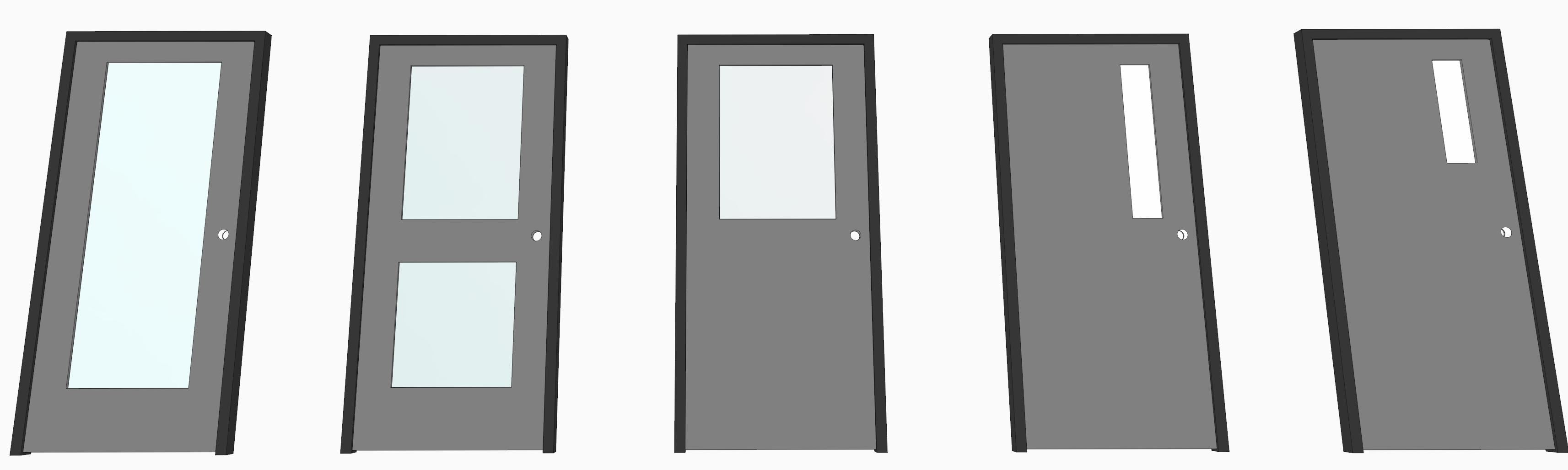 Metal door supplier in calgary and western canada commercial